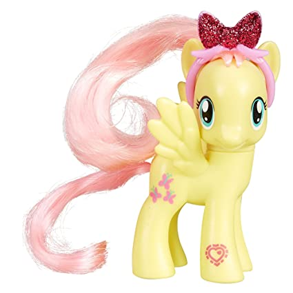 846110f7cfb Image Unavailable. Image not available for. Color  My Little Pony  Friendship is Magic Fluttershy Figure