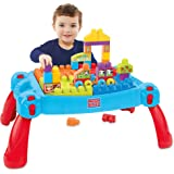 Mega Bloks CNM42 Buildand Learn Table