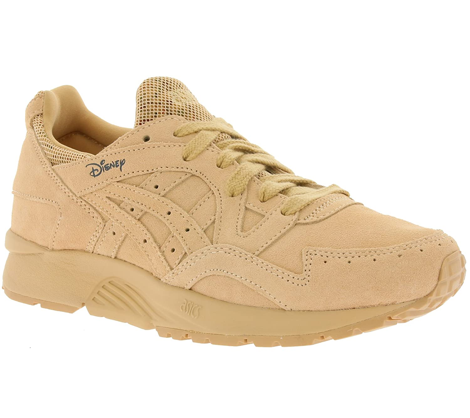 ASICS Gel-Lyte V Beauty and The Beast Pack Schuhe Damen Echtleder-Turnschuhe Turnschuhe Orange H70QJ 1717