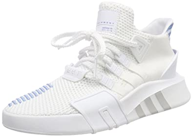 competitive price 8cd05 db9a8 adidas Originals Women's EQT Bask Adv W, Ftwwht, Ashblu ...