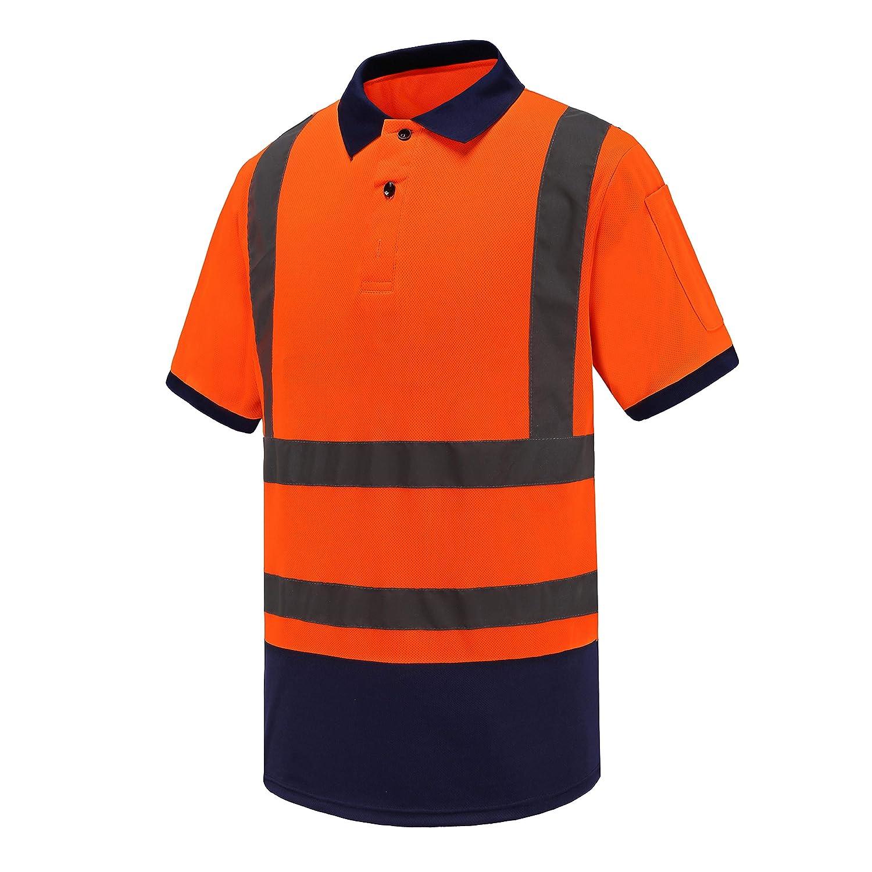 Warnschutz T-Shirt Warnschutzshirt Warnshirt