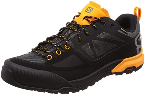 7803af54b95b5 Salomon 2018 Men's X Alp Spry GTX Hiking Shoe - Black/Magnet/Bright ...