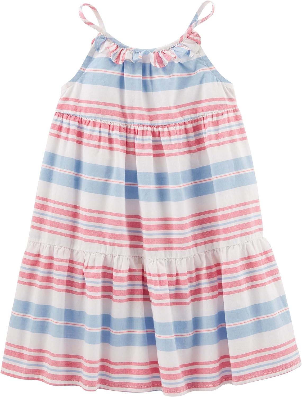 OshKosh BGosh Baby Girls 2 Piece Eyelet Border Skirt 24 Months Off-White