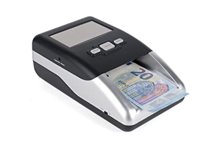 Pavo Money check Pro - Detector de billetes falsos