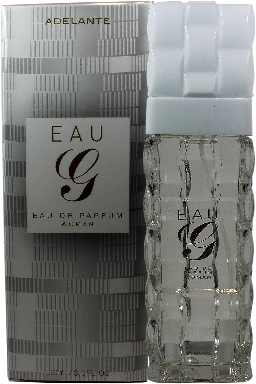 Perfume Francés 100ml Eau by Adelante para Mujer. Regalo de Primera Calidad de lujo al mejor precio.Envío desde España Patagonian
