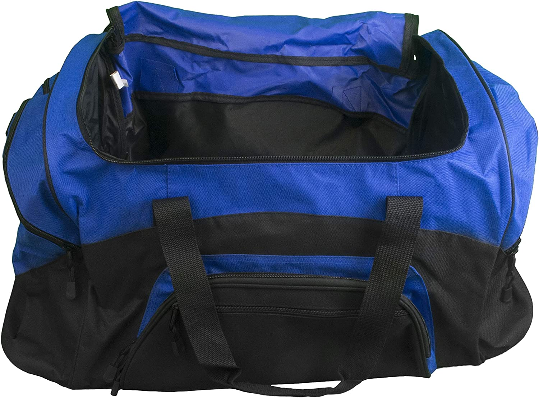 all about me company Personalized Gymnastics 3 Gym Bag Black//Grey