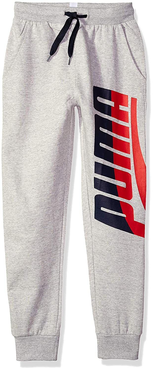 PUMA Big Boys' Fleece Joggers