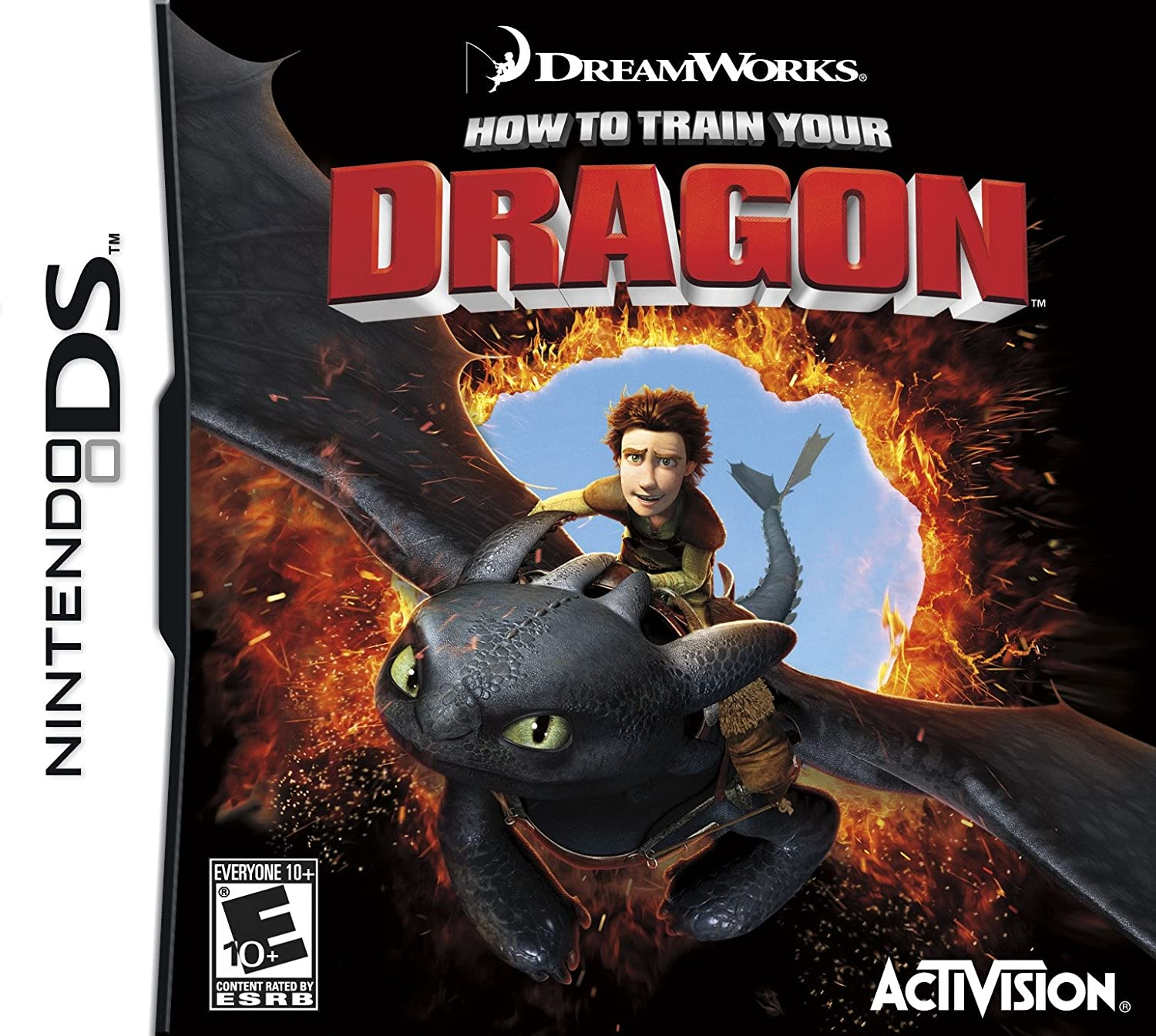Amazon how to train your dragon nds nintendo ds video games ccuart Gallery