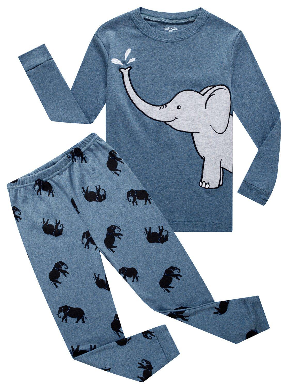 Family Feeling Pajamas Sets Little Boys Girls 100% Cotton Kids PJS Clothes SSHalloweenGT