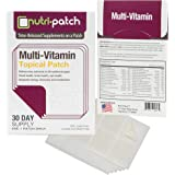 Multi-Nutrients Topical Patch. Nutrients in a Patch from Nutri-Patch®