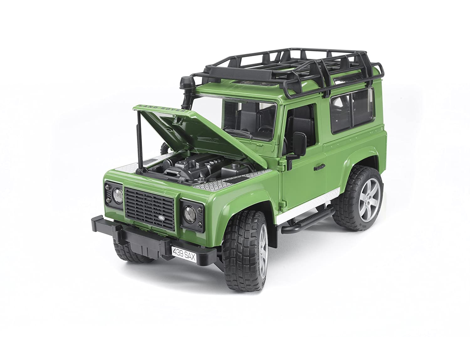 Bruder Land Rover Defender Station Wagon Die Cast Toy Vehicles Coupling Amazon Canada