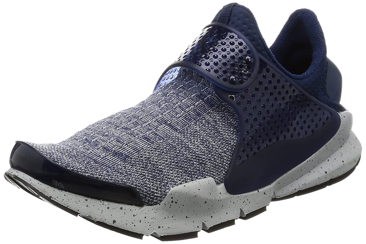 Nike 859553-400, Zapatillas de Trail Running para Hombre 46 EU|Azul (Midnight Navy / Midnight Navy)
