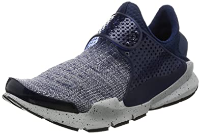 ecfa6d1d4a222 Nike Sock Dark SE Premium Mens Running Trainers 859553 Sneakers Shoes (US  7, Midnight Navy 400)