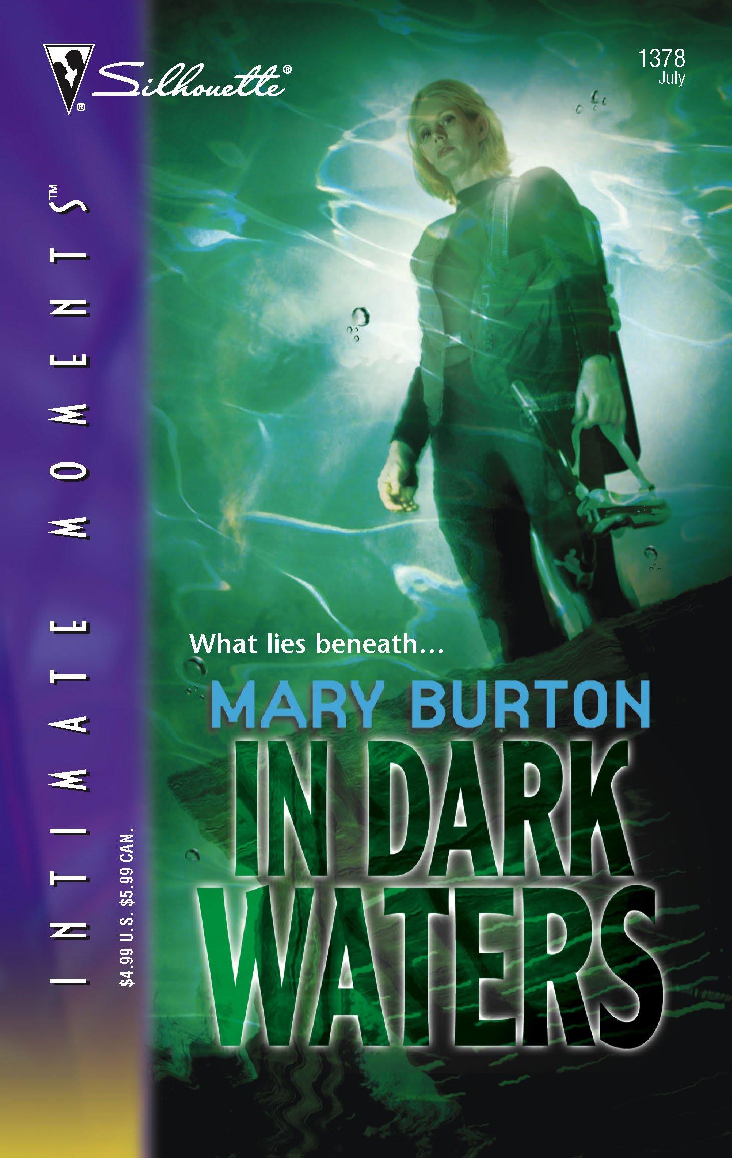 In Dark Waters (Silhouette Intimate Moments) ebook