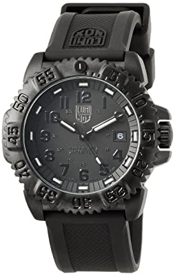 Luminox Evo Navy Seal Blackout Mens Watch Review