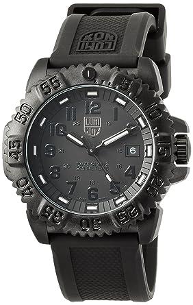 Luminox Evo Navy Seal Blackout Mens Watch 3051 Blackout