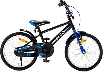 AMIGO {Bicicleta para niños} Bicicleta para niño de 18 Pulgadas ...