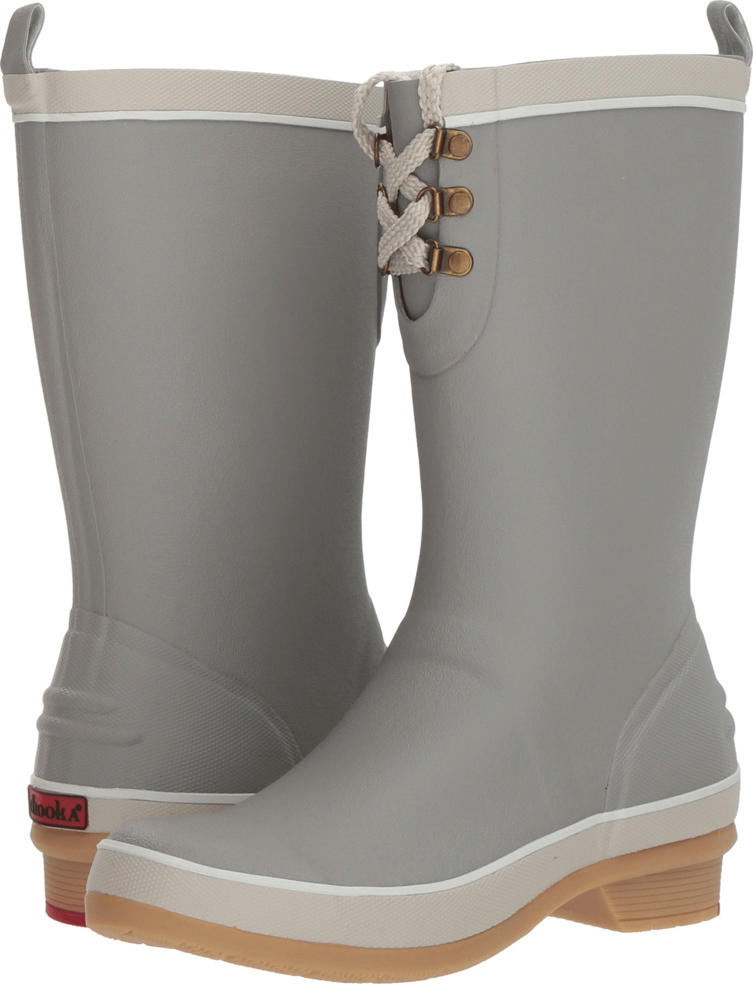 Chooka Women's Whidbey Rain Boots Mineral 8 M US