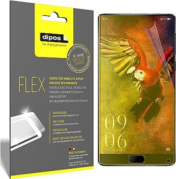 dipos I 3X Protector de Pantalla Compatible con Elephone S8 ...