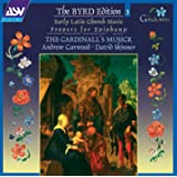 The Byrd Edition 3: Early Latin Church Music - Propers for Epiphany