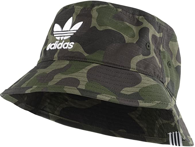 adidas Bucket Camo, Cappello Unisex Adulto, Multicolore