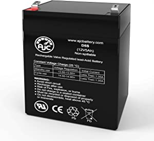 Ritar RT1250-F2 Sealed Lead Acid - AGM - VRLA Battery - This is an AJC Brand Replacement