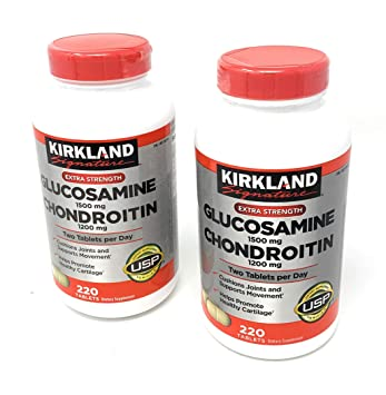 Amazon.com: Kirkland Signature - Glucosamina extra fuerte ...