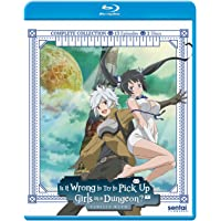 Is It Wrong to Try to Pick Up Girls in a Dungeon Blu-ray