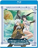 Is It Wrong to Pick Up Girls in a Dungeon [Blu-ray]