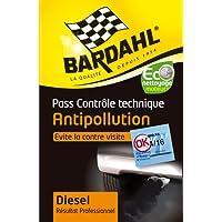 Bardahl 9045 PASS'CONTRÔLE Technique Anti-Pollution Diesel