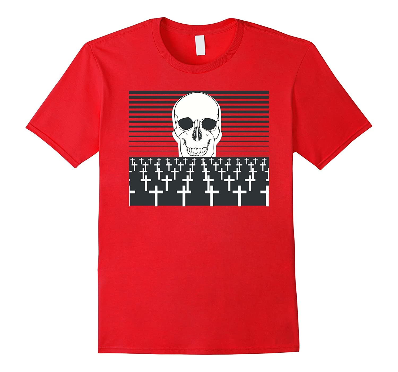 Cemetery Death Dead T-shirt Men Women Kids Boys Girls-TH