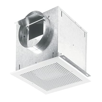 Broan-Nutone L300KMG High Capacity Ventilator Fan, Bathroom Exhaust Fan,  3.1-3.7 Sones, 120V, 277 CFM