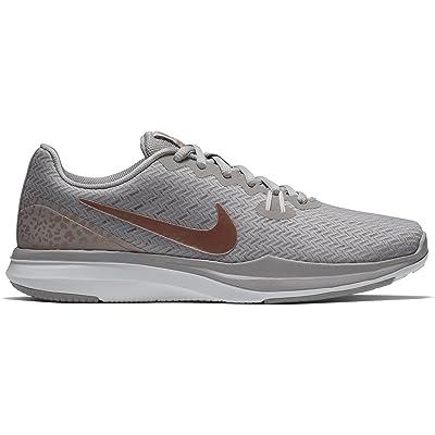 Nike Women's in-Season 7 Print Training Shoe Atmosphere Grey/Metallic Red Bronze Size 11 M US | Running