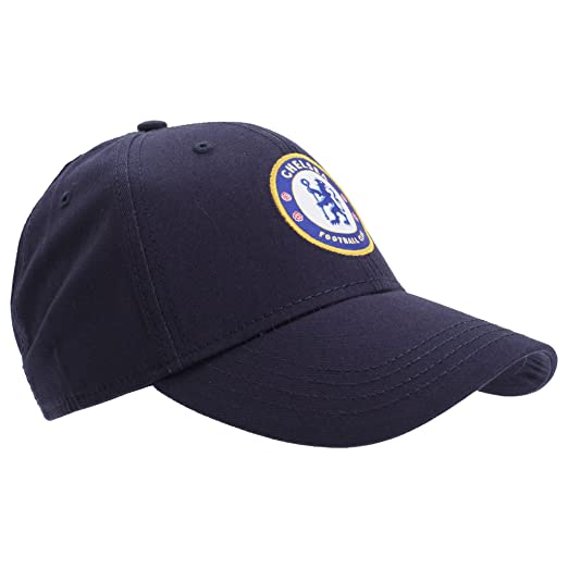 9b8fa18b5 Chelsea FC Unisex Official Football Crest Baseball Cap