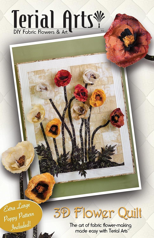 Terial Arts 3D Flower Quilt