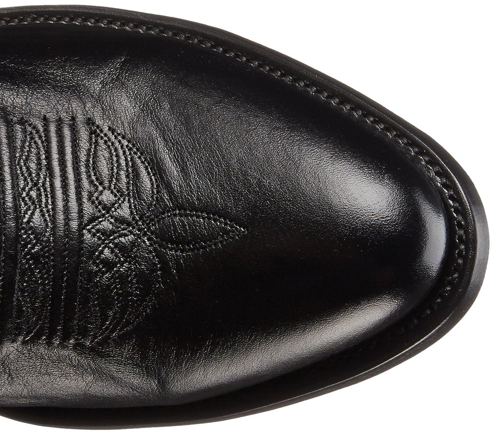 Lucchese Bootmaker Men's Carso-Blk Lonestar - 7