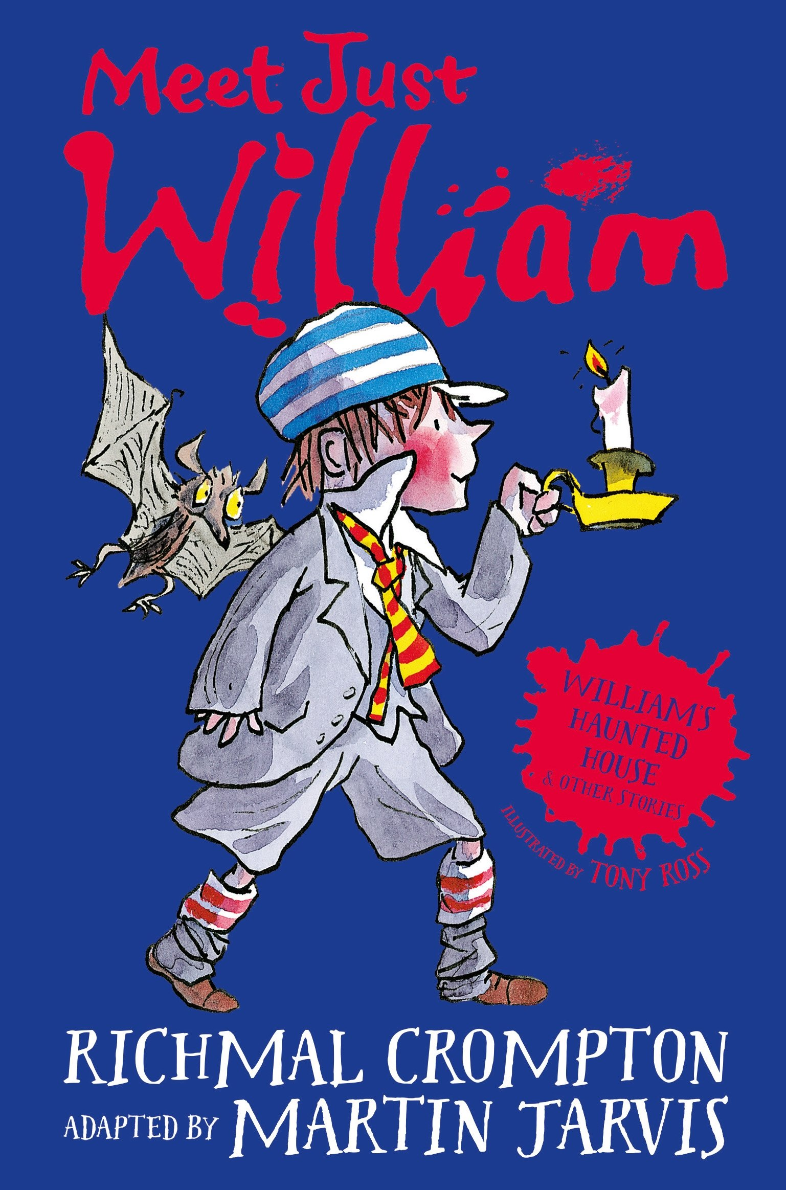 Download William's Haunted House and Other Stories: Meet Just William pdf epub