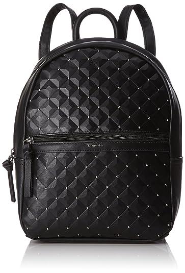 Tamaris Backpack, Sacs portés dos femme, Schwarz (Black), 13x32x24 cm (B x H T)