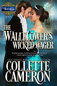 The Wallflower's Wicked Wager (A Waltz with a Rogue Book 5)