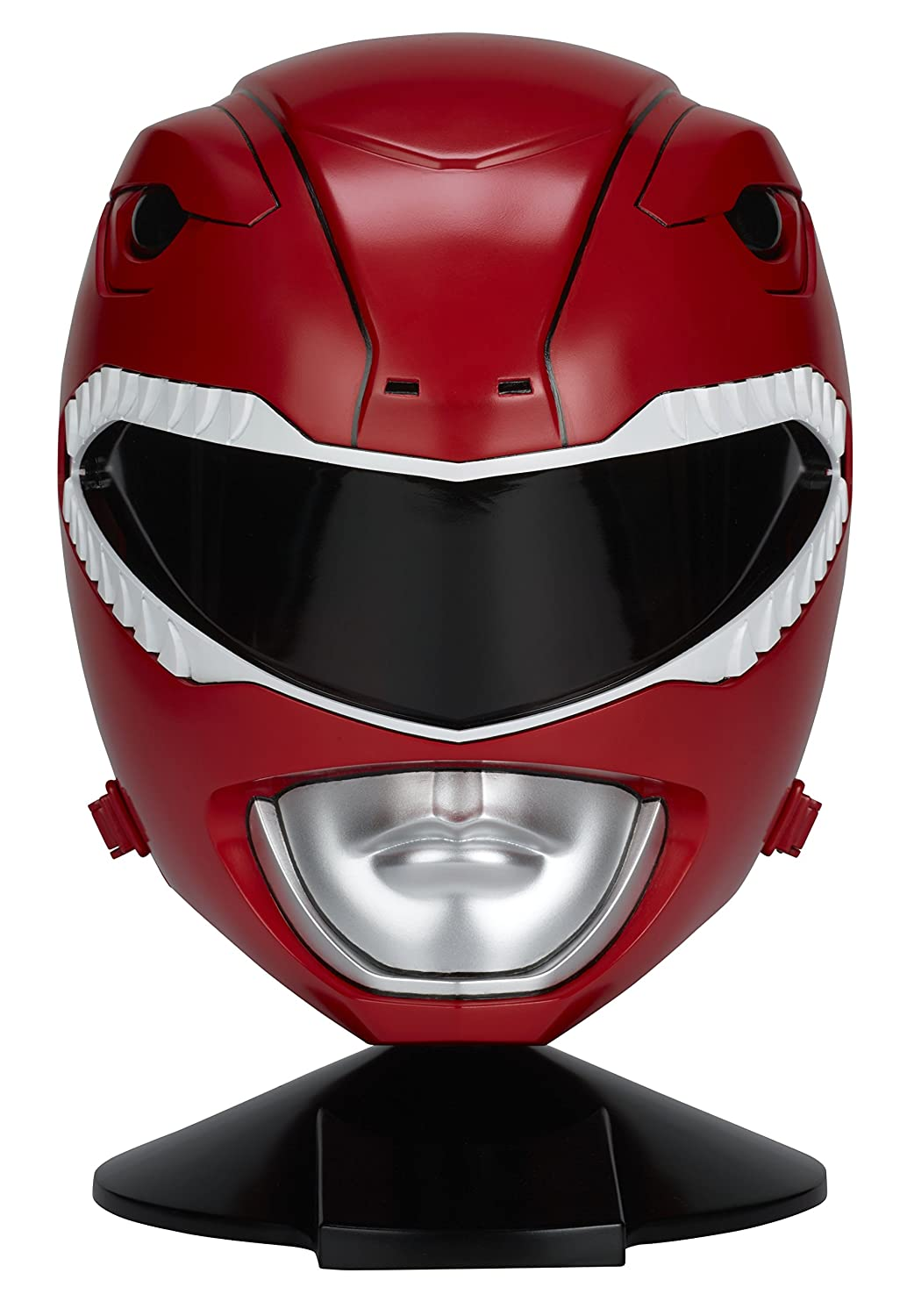 Amazoncom Power Rangers Mighty Morphin Legacy Ranger Helmet Red