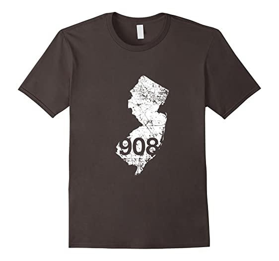 Amazoncom Phillipsburg Bradley Gardens Area Code Shirt NJ - Area code 908