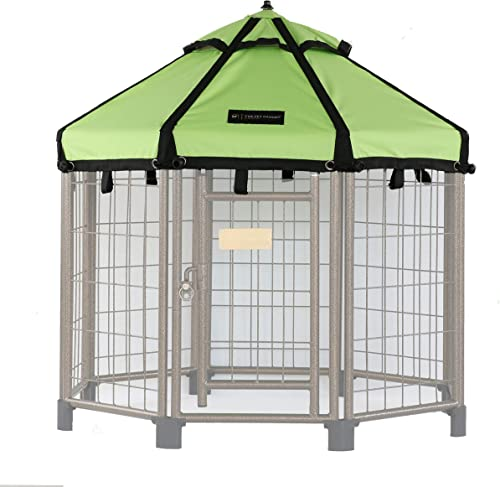 Advantek Pet Gazebo Canopy River Gra