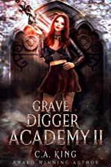 Grave Digger Academy II Kindle Edition