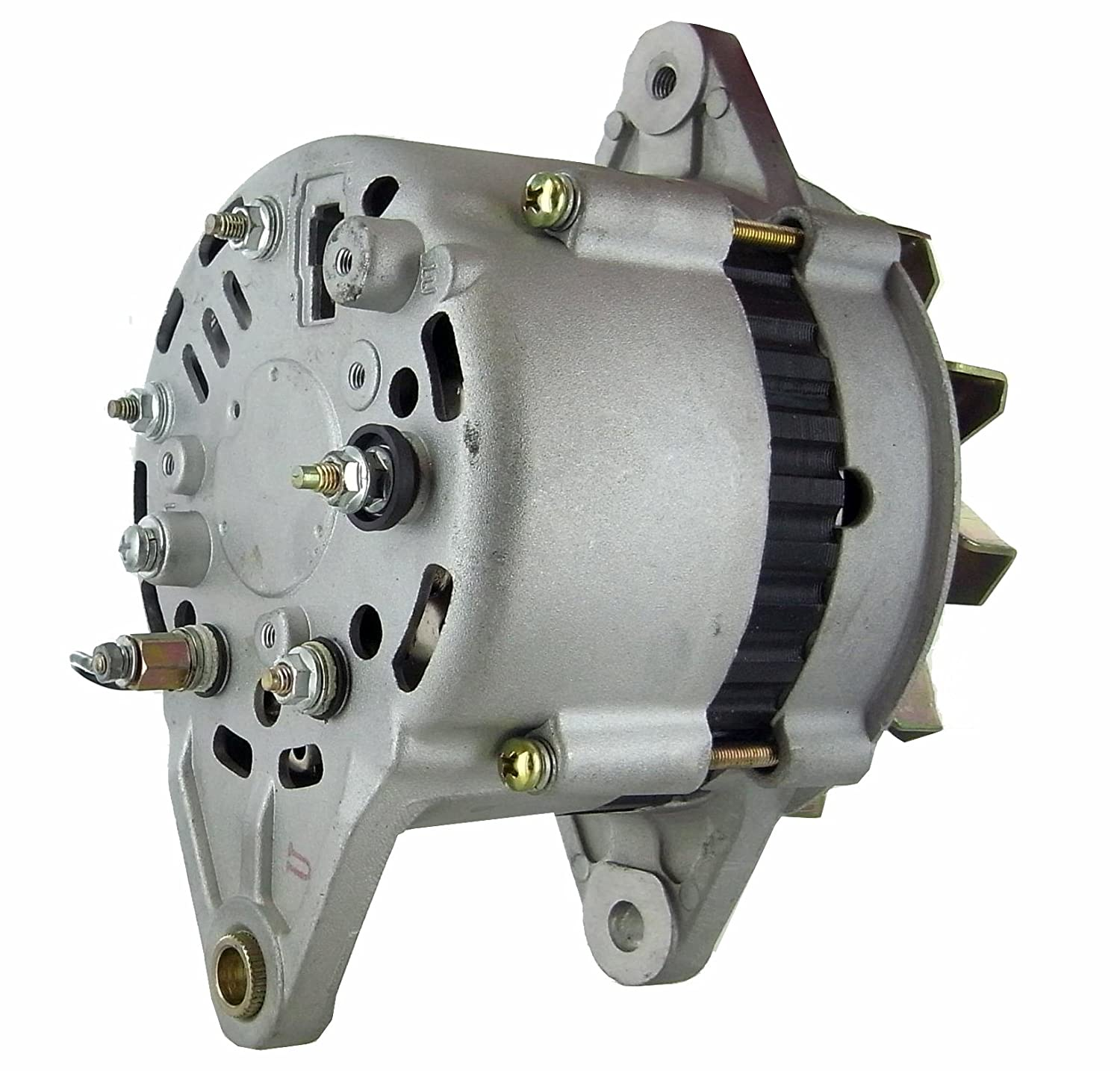 8161%2BDxXDiL._SL1500_ amazon com alternator for yanmar industrial and marine diesel  at n-0.co
