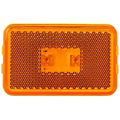 Grote 47503 Yellow SuperNova LED Clearance Marker Light (Built-In Reflector): Automotive