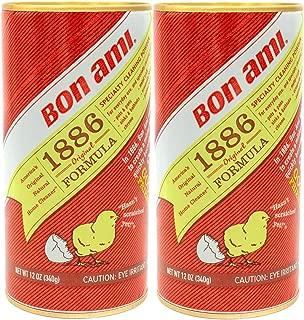 product image for Bon Ami 1886 Formula - 12 oz (Pack of 2)