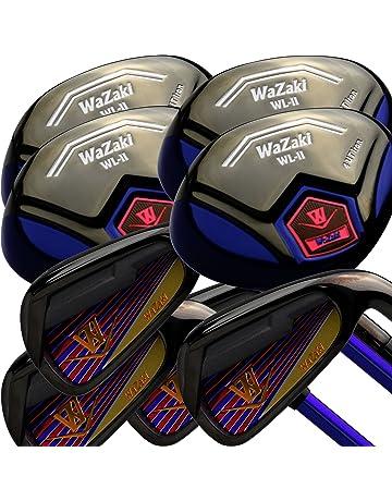 18db9bad26 Japan WaZaki Black Finish WL-IIs 4-SW Combo Hybrid Irons USGA R A Rules