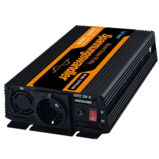 7 opinioni per Power inverter 1000 2000w inverter di potenza 12v 220V onda sinusoidale pura