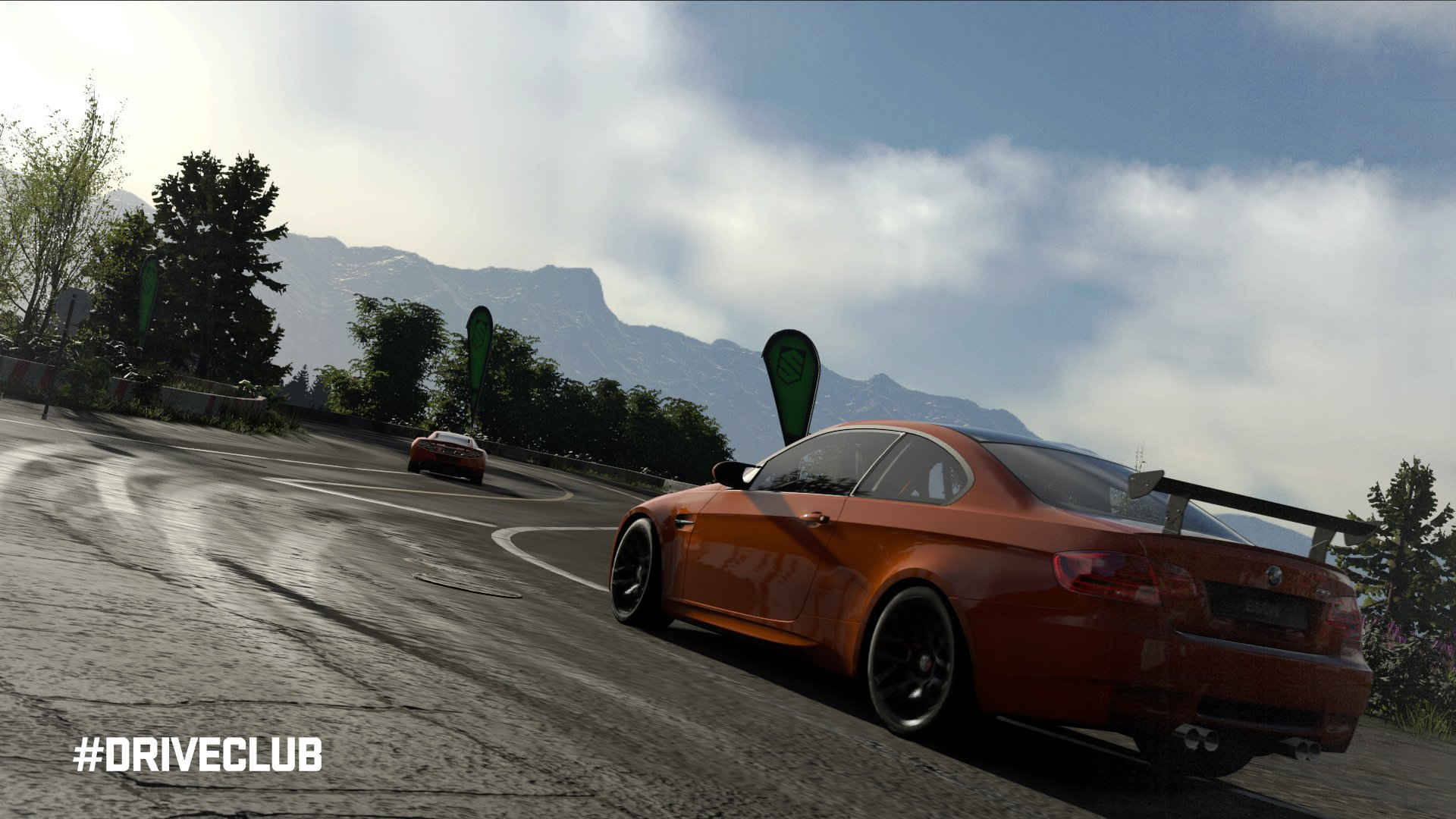 DriveClub (PlayStation 4)