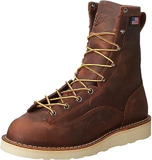 c50a1b8fdb23 Danner Men s Bull Run 8-Inch BRN Cristy Work Boot